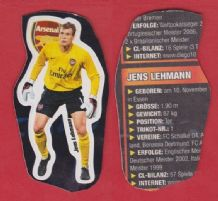 Arsenal Lens Lehmann Germany S1